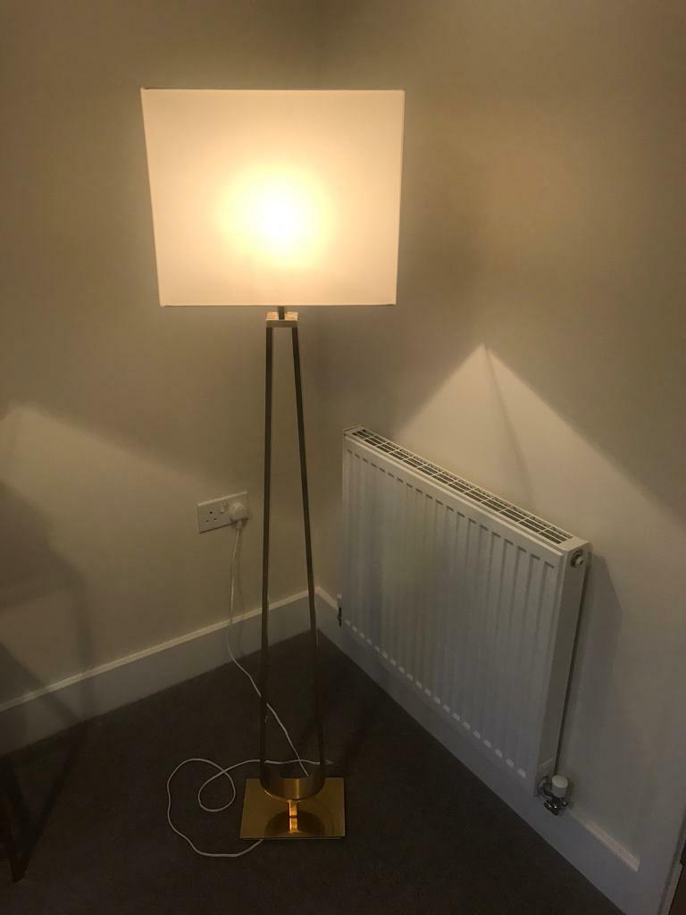 Cream Floor Lamp In Woking Surrey