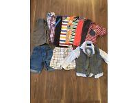 Boys clothes bundle age 2-3