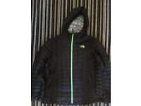 Mens Thermoball North Face Coat XL