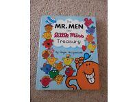The Mr Men & Little Miss Treasury Book - Brand new large hardback book