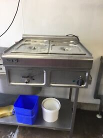 Lincat Bain Marie perfect working order £265 ovno