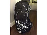 Lightweight Cleveland Cart bag in very good condition.