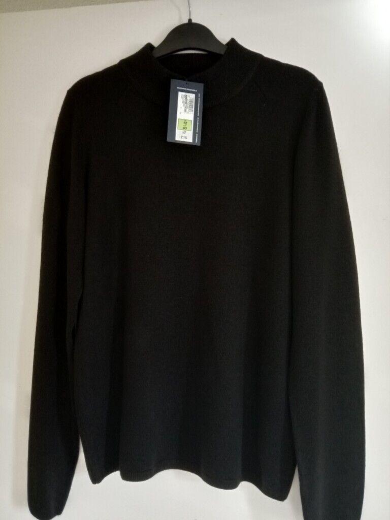 hot-selling discount sale delicate colors M & S black ladies jumper size 12 | in Pershore, Worcestershire | Gumtree
