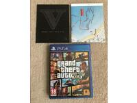 Grand theft auto 5 v ps4 game ( PlayStation 4 games )