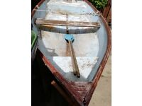 Who would like to buy my rowing boat
