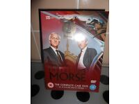 NEW & SEALED - INSPECTOR MORSE THE COMPLETE CASE FILES 18 DISC DVD BOXSET