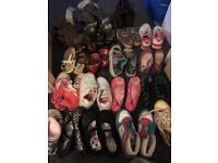 Bundle of Girls Shoes 20+ pairs