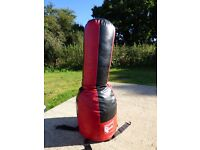 Sporteq Punchbag, good condition, complete with hanging bracket