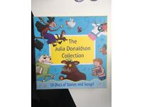 Julia Donaldson audio cd collection