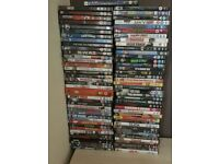 80 various dvds