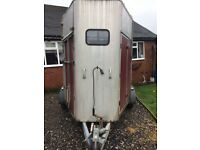 Ifor Williams 505 horse trailer