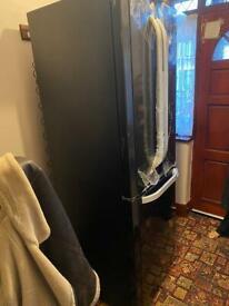 Hotpoint Day1 FFU3D.1 K Fridge Freezer - Black
