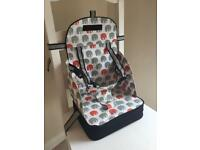 Polar Gear Baby Travel Booster Seat - Elephants
