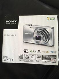***NOW SOLD*** Sony Cybershot DSC-WX200