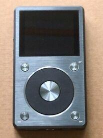 Fiio X5 ii Hi Res audio Player