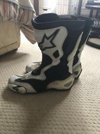 Alpine star SMX boots