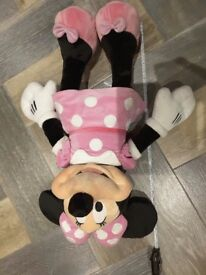 Minnie Mouse large Disney soft toy