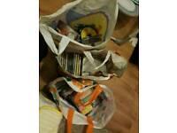 Mixed cds & karaoke cds
