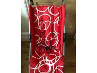 Fold up stroller