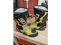 Sidi boots 7