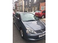 Honda Civic 1.6 i - VTEC Executive, Hatchback 5dr, Automatic, Leather seats