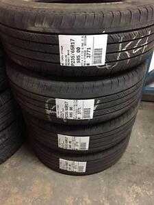 235/65/17 Michelin Primacy MXV4 (All Season)