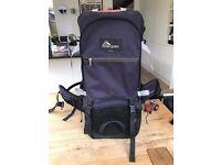 Rucksack baby carrier (Macpac)