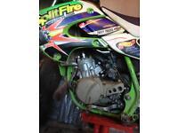 Kawasaki kx 65 2004/5