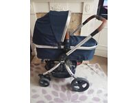 special addition mothercare orb in navy