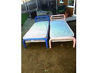 Single Child's Bed with mattress