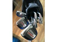 Golf clubs, excellent condition