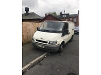 Ford transit for sell quick sale ... chepast around ...