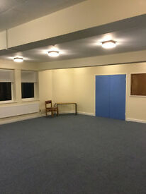 Refurbished meeting/seminar room available for hire on hourly basis