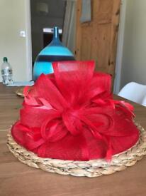 Red hat wedding, Ascot