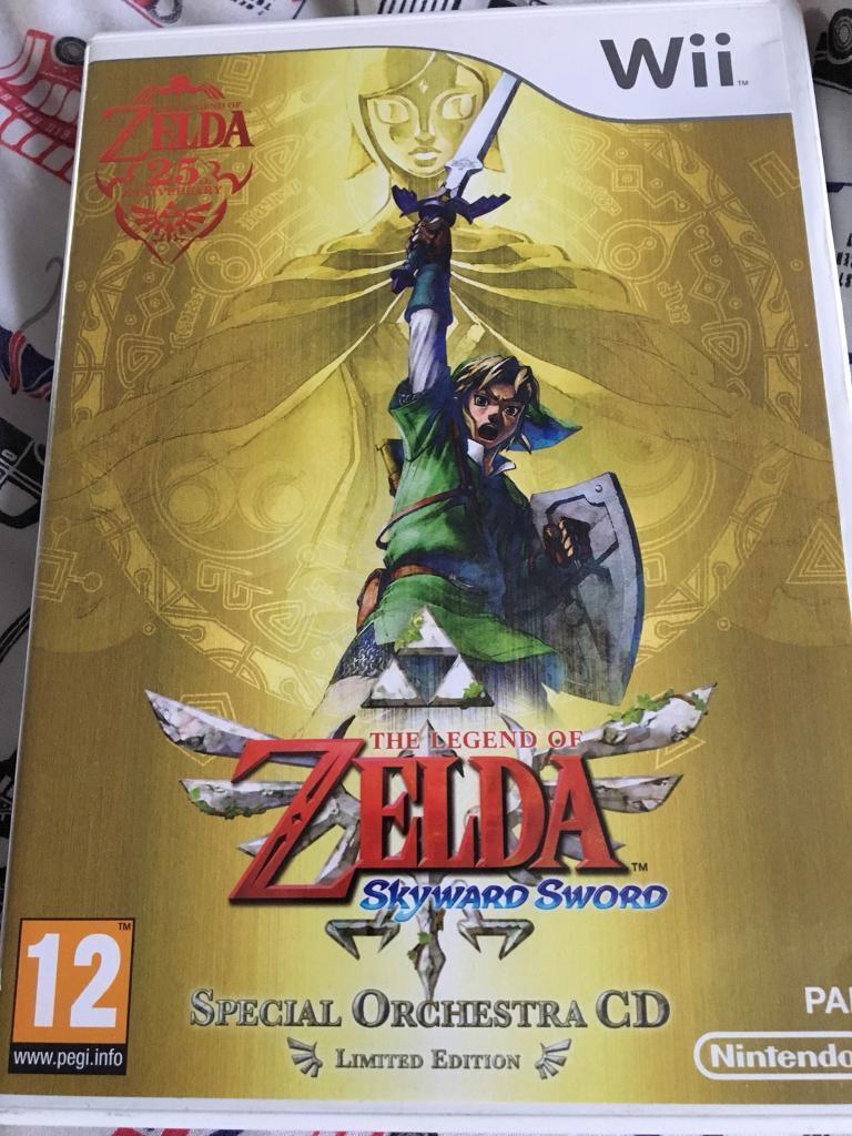 Zelda special edition game