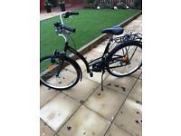 CITY BIKE - Excellent condition + bike lock