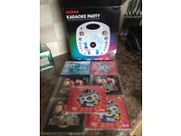 Karaoke party machine