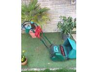 Cylinder Mower Electric