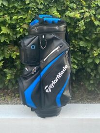 Taylormade 2021 Delux Cart Bag
