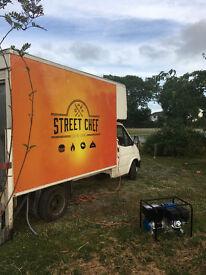 Successful Catering Van for Sale - Fish & Chips, Burger Van COMPLETE BUSINESS BARGAIN