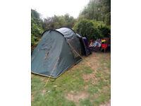 Urban escape tent