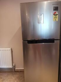 Rarely used Samsung refrigerator (fridge freezer)