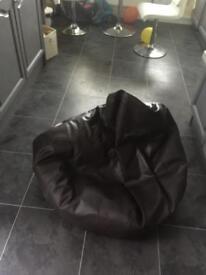 Big bean bag