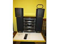 Kenwood Series 21 Separates Hi-Fi System