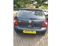 Vw polo 1.2 spares and repairs