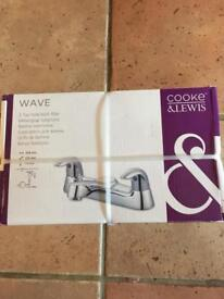 Brand new boxed Cook&lewis bath mixer tap