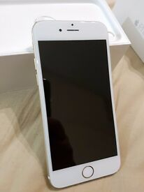 IPHONE 6S 16GB WHITE/GOLD UNLOCKED PHONE BOXED