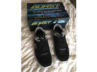 Trainers size 7. Sketchers Lit Burst like new for less than half price.