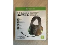 Wireless Turtle beach head set. Brand new never been used