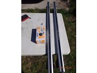 car roof bars Green valley kit No. 406. for Touarey, espace cayenne x-trail ++